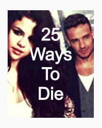 25 Ways To Die (Liam Payne Fanfic)