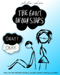 The Fault In Our Stars (plakat)