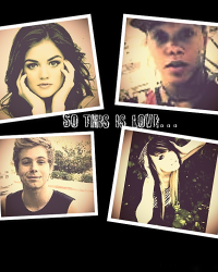 So this is love ( an Im5 and 5sos love story )