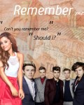 One Direction | Remember Me { Færdig
