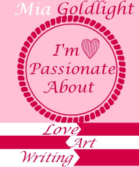 I'm Passionate About
