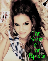 The Sister of The Pop-star