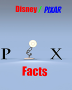 Disney/Pixar Facts