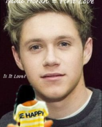 Niall Horan = first love