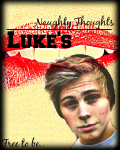 Luke's Naughty Thoughts - 5sos FF