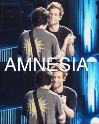Amnesia (Luke Hemmings story)