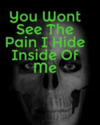 THE PAIN INSIDE
