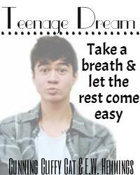 Teenage Dream |C.H|