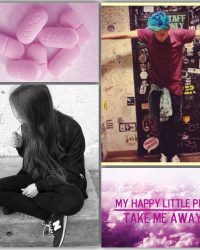 My Happy Little Pill (Kian Lawley)(13+)