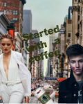 Started with a coffee - Cameron Dallas