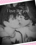 I love like you.             Larry smut