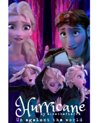 Hurricane - Frozen Fanfiction {Helsa}