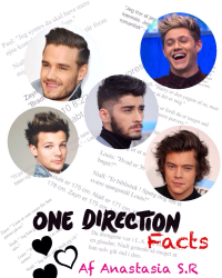 One direction - facts