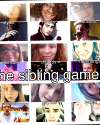 The sibling game