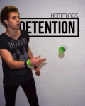 Detention // Luke Hemmings au