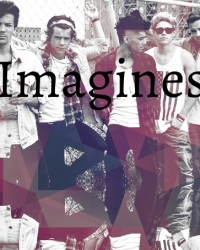 One direction imagines på engelsk!