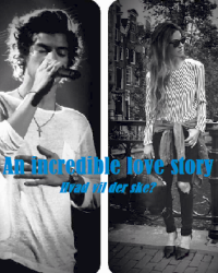 An incredible love story - Harry Styles