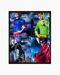 How Did This Happen (5SOS gay superheroes)