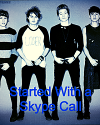 Started With a Skype Call