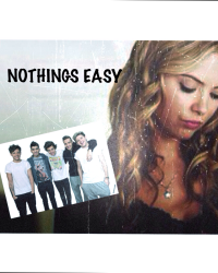 Nothings easy | One Direction