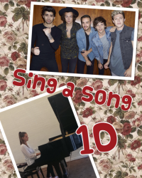 Sing a song - One Direction
