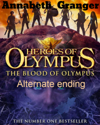 Blood of Olympus alternate ending