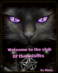 Welcome to the club of the Misfits