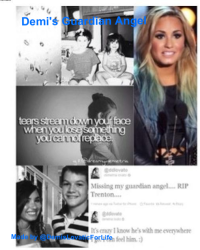 Demi's guardian angel