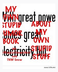 My Own Humor Book About My Own Stupid Stuff