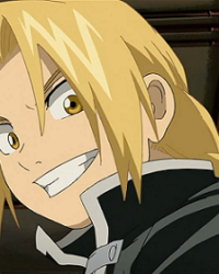 Edward Elric x Reader ~Name Calling~