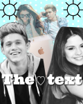 The text || One Direction