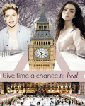 Give time a chance to heal you ◆ Julekalender speciel