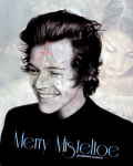 Merry Misteltoe | Harry Styles christmas oneshot
