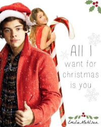 All I Want For Christmas - One Direction *Redigeret