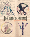 The Game of Fandoms || high school edition