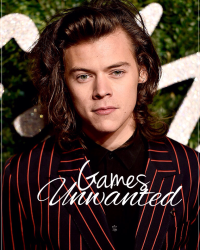 Unwanted Games || h.s fanfic ||