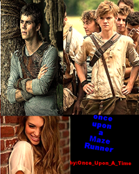 once upon a Maze Runner.
