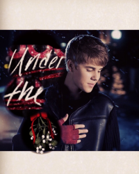 Under The Mistletoe - Christmas Imagine