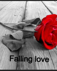 The falling love