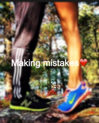 Making mistakes❤️