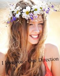 I love you - One Direction