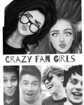 Crazy Fan Girls