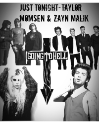 Just tonight-Taylor Momsen og Zayn Malik