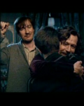 Moony, Padfoot, and Prongslet