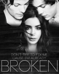 Don't try to fix me, 'cause I'm already broken l Harry Styles