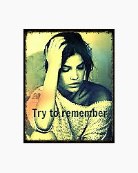 try to remember (L.H)
