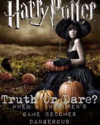 Harry Potter - Truth Or Dare: When A Children's Game Becomes Dangerous