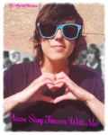 Please Stay Forever With Me (Kellin Quinn Fanfic)