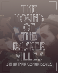 Alternative Cover For The Hound Of The Baskervilles