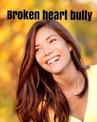 Broken heart Bully